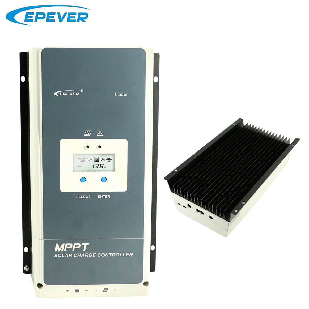 Charge Controllers & Accessories MPPT Controllers EPEVER MPPT ...